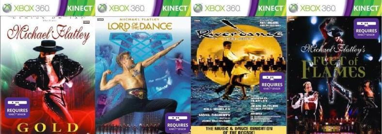 Impossible Kinect Games The Michael Flatley Collection | The